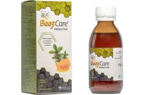 ILS Pharma Beezcare Productive Φυτικό Σιρόπι για Καταπράυνση Λαιμού & Φάρυγγα 140ml