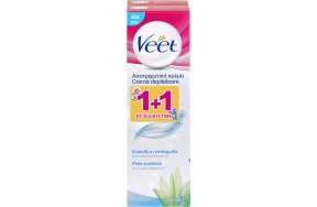 Veet Silk & Fresh Sensitive Skin 2 x 100ml