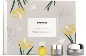 Darphin Stimulskin Plus Botanical Rejuvenating Secrets Multi-corrective Divine Eye Cream 15ml, Absolute Renewal Cream - Normal to Dry Skin 5ml & 8-Flower Oil Nectar 4ml