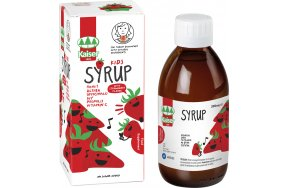 Kaiser Kids Syrup Strawberry 200ml
