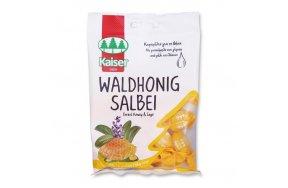 Kaiser Waldhonig Salbei Καραμέλες Λαιμού (Μέλι-Φασκόμηλο-Βιταμίνη C)