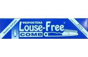 Technofarm Louse-free Comb Ατσάλινη