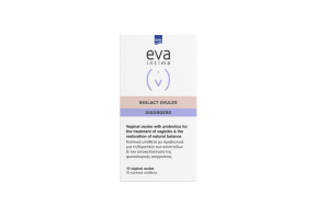 Intermed Eva Intima Biolact Ovules Disorders 10τμχ