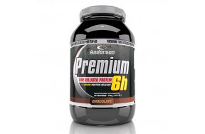 Anderson Premium 6h Time Released Protein Chocolate 750gr