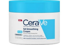 CeraVe SA Smoothing Cream For Dry, Rough, Bumpy Skin 340gr