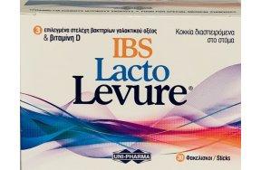 Uni-Pharma Lacto Levure IBS 30τμχ