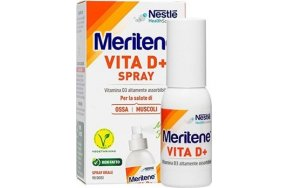 MERITENE VITA D+ SPRAY 18ML