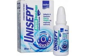 Intermed Unisept Buccal Στοματικές Σταγόνες 30ml