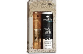 Messinian Spa Premium Line Body Cleansing Set
