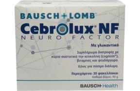 Bausch & Lomb Cebrolux NF 30 φακελίσκοι