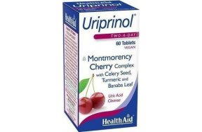Health Aid Uriprinol 60 ταμπλέτες