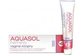Minerva Pharmaceuticals Aquasol Femina Vaginal Atrophy 30ml