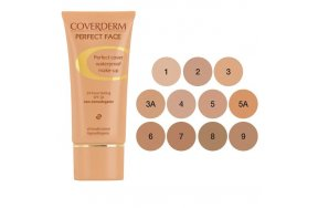 Coverderm Perfect Face No7 30ml