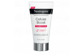 Neutrogena® Cellular Boost Κρέμα απολέπισης προσώπου με Βιταμίνη C 75ml