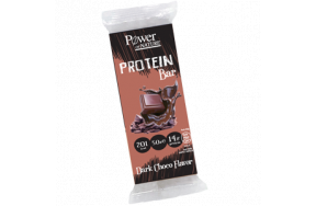 POWER PROTEIN BAR DARK CHOCO FLAVOR 50GR