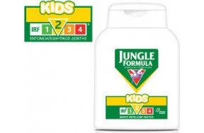 Omega Pharma Jungle Formula Kids με IRF 2, 125ml
