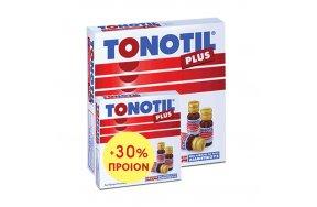 Tonotil Plus 10 Φιαλιδια x 10ml + Δώρο 3 Φιαλίδια x 10ml