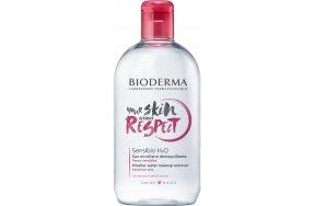 Bioderma Sensibio H2O 500ml Your Skin Deserves Respect Limited Edition
