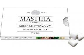 Mastiha Greek Chewing Gum mastiha & mastiha 10pcs 13g