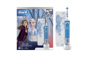 Oral-B Kids 3+ Years Vitality Special Edition Frozen 2 & Travel Case