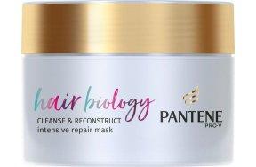 Pantene Pro V Hair Biology Cleanse & Reconstruct Mask 160ml